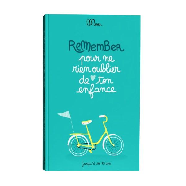 Livre souvenirs Pour ne rien oublier de son enfance