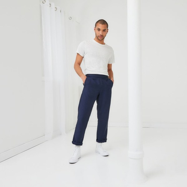 Pantalon en lin Arno