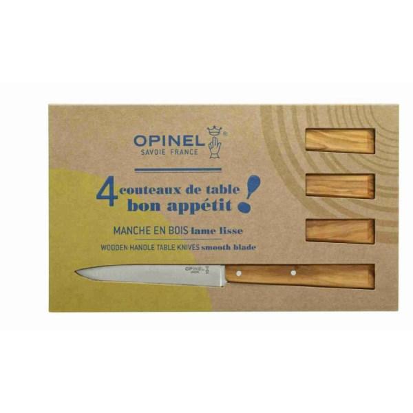 Couteaux de table Olivier opinel