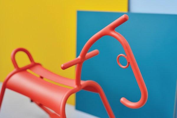 dada fermob cheval à bascule