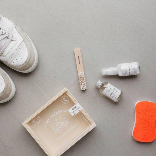 Kit nettoyage et entretien de sneakers