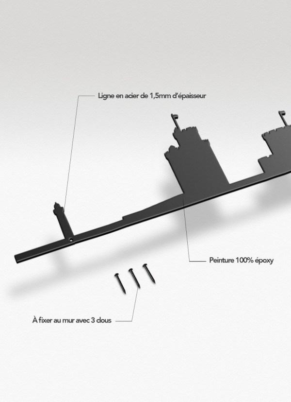the line la rochelle