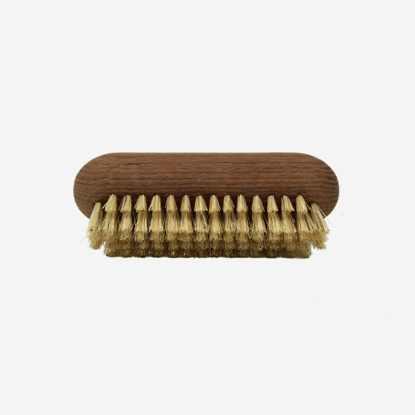 Brosse à ongles en bois de frêne