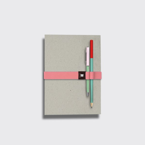 Élastique pour carnet avec porte-stylos – Le Voyageur Tokyo