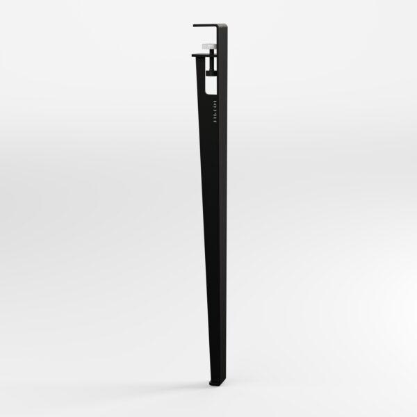pied-tiptoe-75cm-noir-graphite