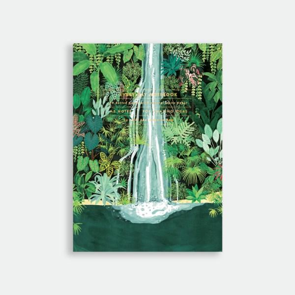 Carnet A5 – Waterfall