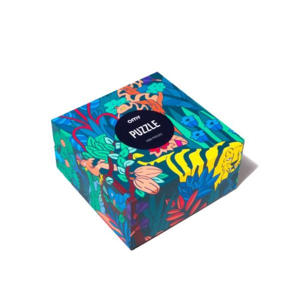 Puzzle 1000 pièces Tropical