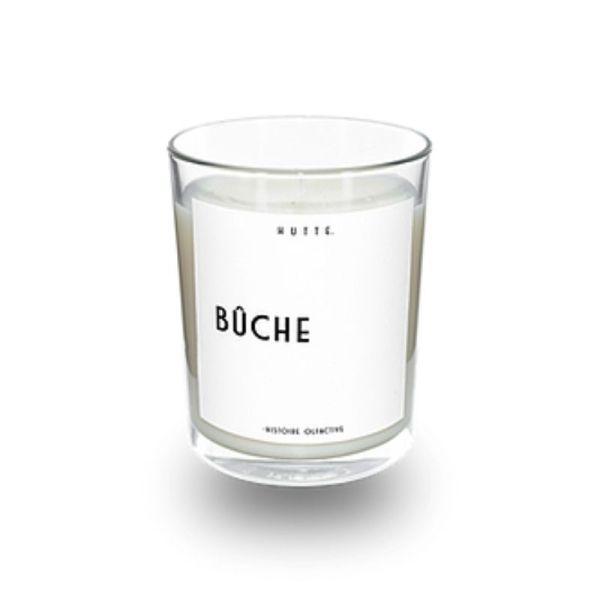 Bougie parfumée – Bûche
