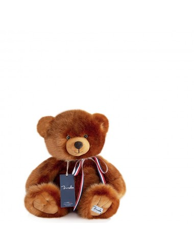 L'ours français 35cm – Caramel