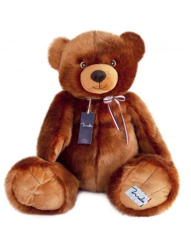 L'ours français 65cm – Caramel