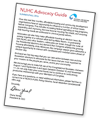 NLIHC Summer Issues Guide