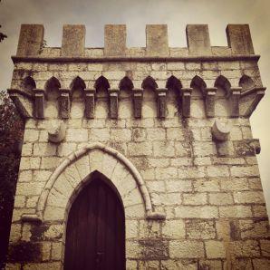 Questa è la torre che da il nome a Torre del Lago, sempre dentro la proprietà di Villa Orlando