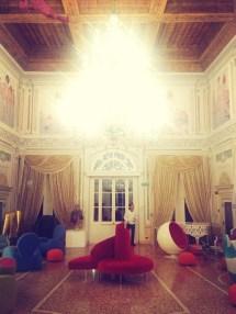 """e dopo le nostre """"mille miglia"""" fatte durante la giornata, siamo andati a riposare al Byblos Art Hotel di Verona"""