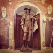 San Rocco, santo protettore contro la peste bubbonica