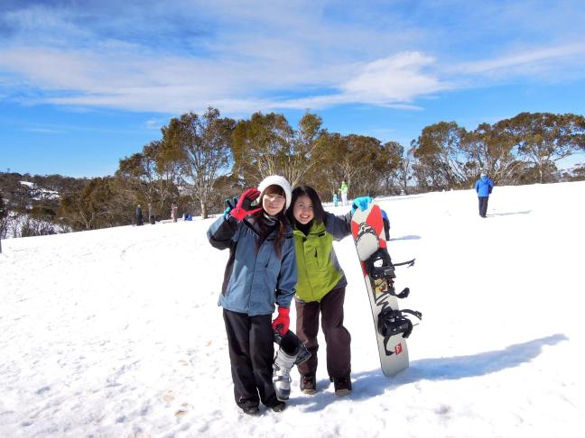 CQUniLife - My trip to Snowy Mountains
