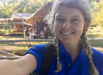 Katelyn Murray_Vanuatu oral health promo