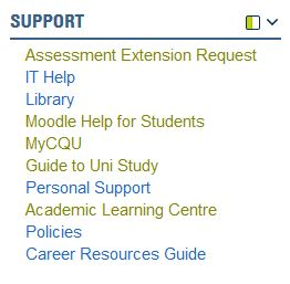 Moodle preferences 2