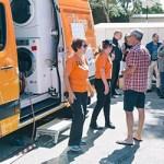 Orange Sky Australia Van