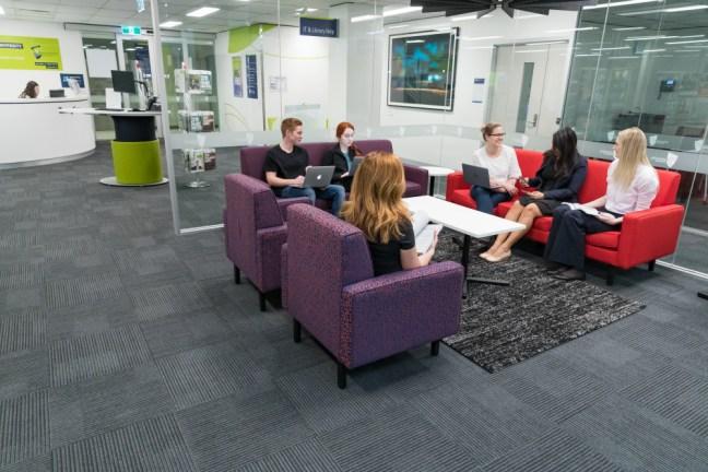 CQUniversity Perth Students