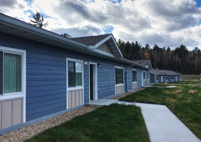 Bois Forte Band of Chippewa Housing
