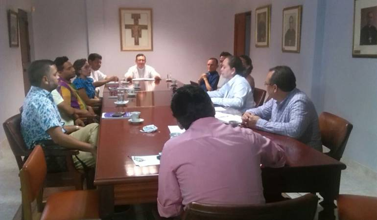 Obispo de Sincelejo y comunifdad LGTBI