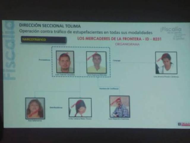 """Narco Bus Chile: Ante un juez responden 6 capturados por el """"Narco bus"""""""