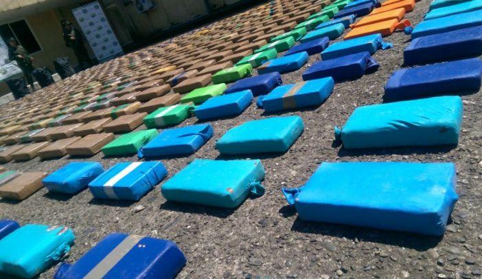 Decomisan cargamentos de cocaína en Santa Marta: Decomisan más de dos toneladas de cocaína del Clan del Golfo en Santa Marta