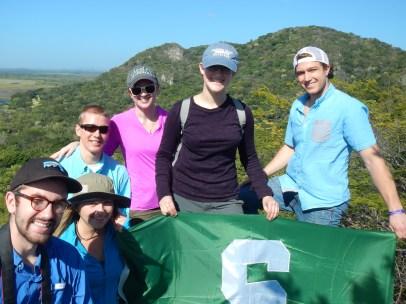 On top of La Roca