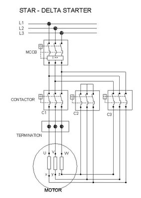 3 phase star delta motor connection diagram 3 3 phase motor wiring diagram star delta wiring diagram on 3 phase star delta motor connection