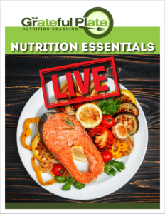 Grateful Plate Nutrition Essentials