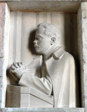 Andreas Praefke Dolffuss Relief