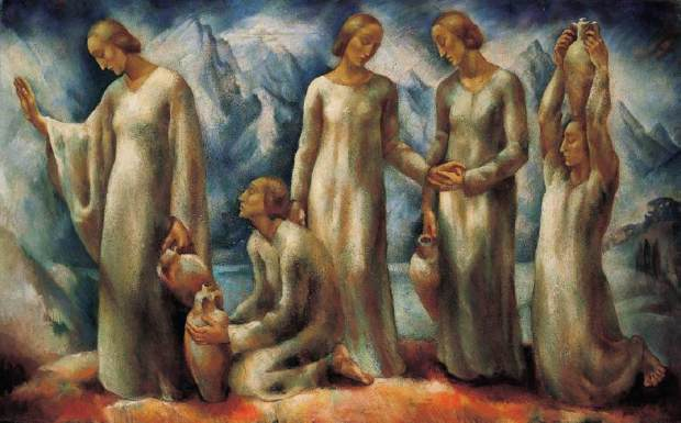 Korb,_Erzsébet_-_Danaidae_(1925)