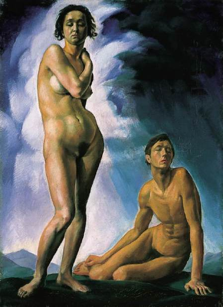 Korb,_Erzsébet_-_Nudes_(ca_1921)