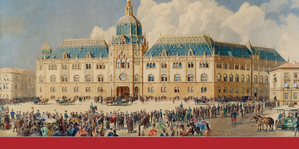 Book announcement: Liberalism, Nationalism and Design Reform in the Habsburg Empire by Matthew Rampley, Markian Prokopovych and Nóra Veszprémi