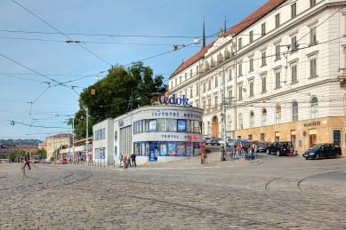 Oskar Poříska: The City Accommodation Office building in Brno, 1928