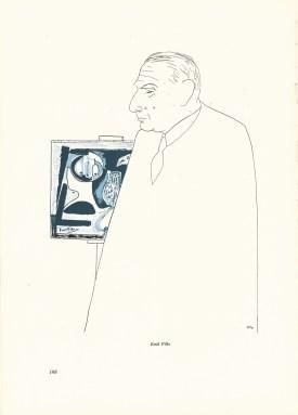 Adolf Hoffmeister, Emil Filla