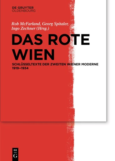 Red Vienna book cover