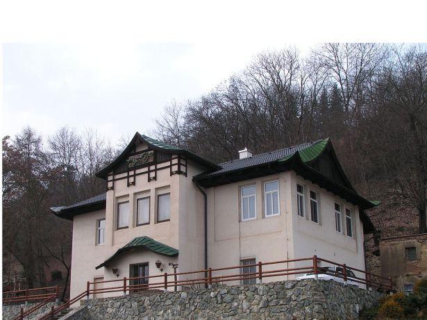 The Villa Sakura in Roztoky, Prague, built for Joe Hloucha's collection of Japanese art