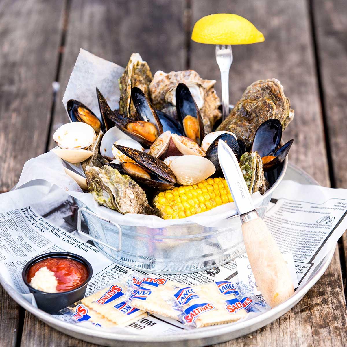 Best Seafood Spots Near Me