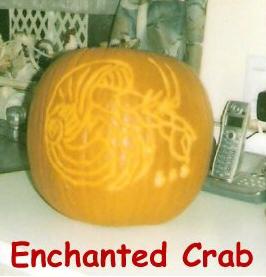 Michael's Crab O'lantern