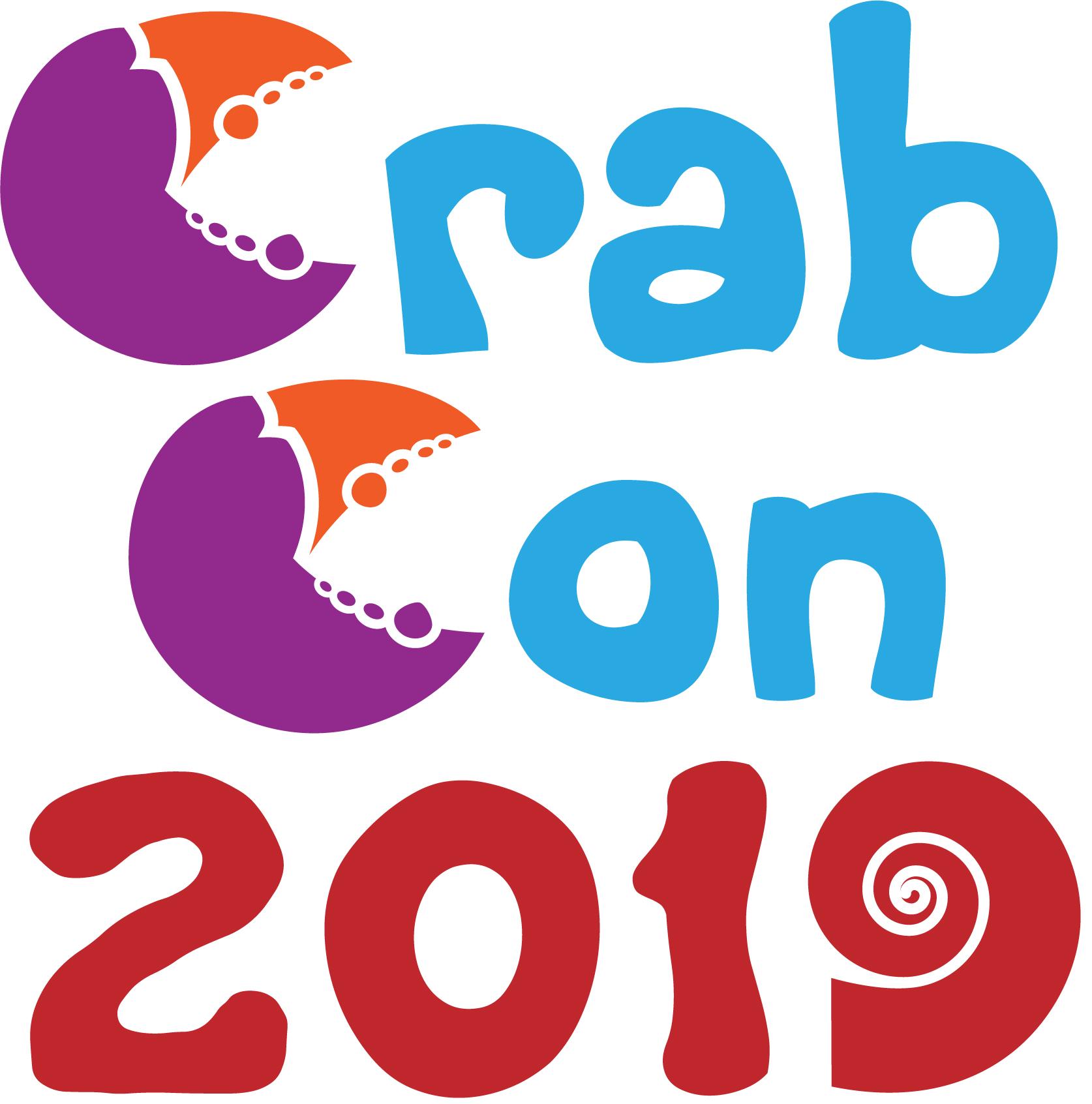 Crab Con 2019 logo