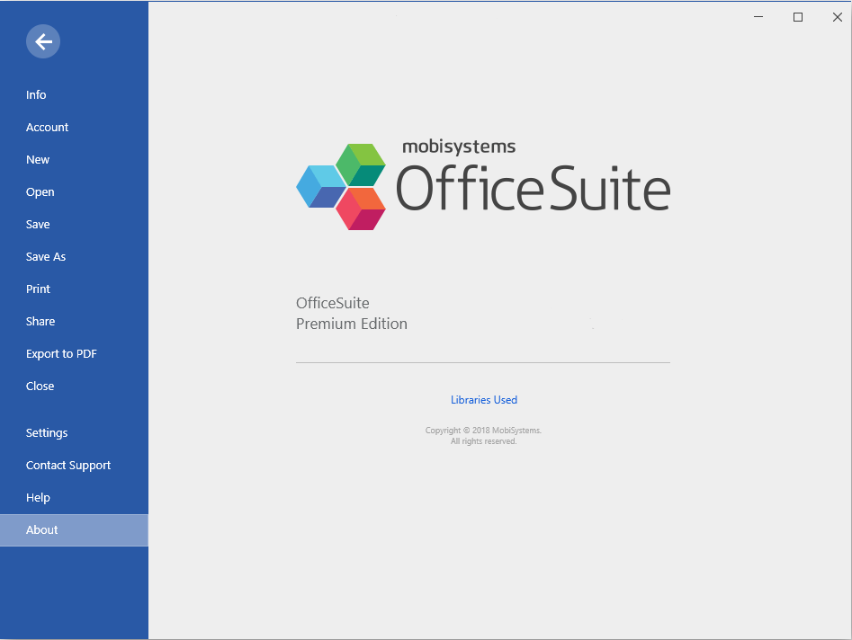 OfficeSuite 4.40.32753.0 With Crack Latest