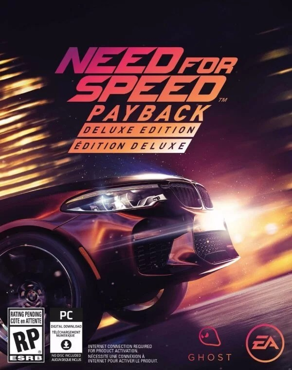Need For Speed Payback Download Free Pc Crack Crack2games