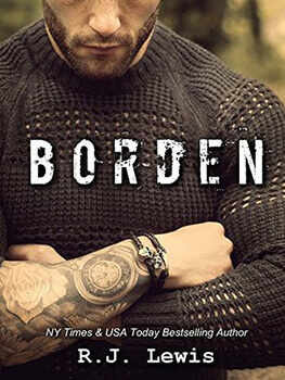 Book Review: Borden by R.J. Lewis