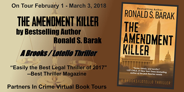 Showcase: The Amendment Killer by Ronald S. Barak