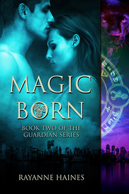 Review of Magic Born by Rayanne Haines