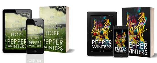 pepper winters books