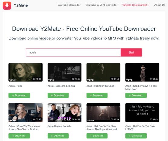YouTube By Click Free Download