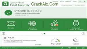 Quick Heal Total Security 2019 Crack & Full License Key Free Download