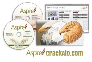 Vectric Aspire Crack